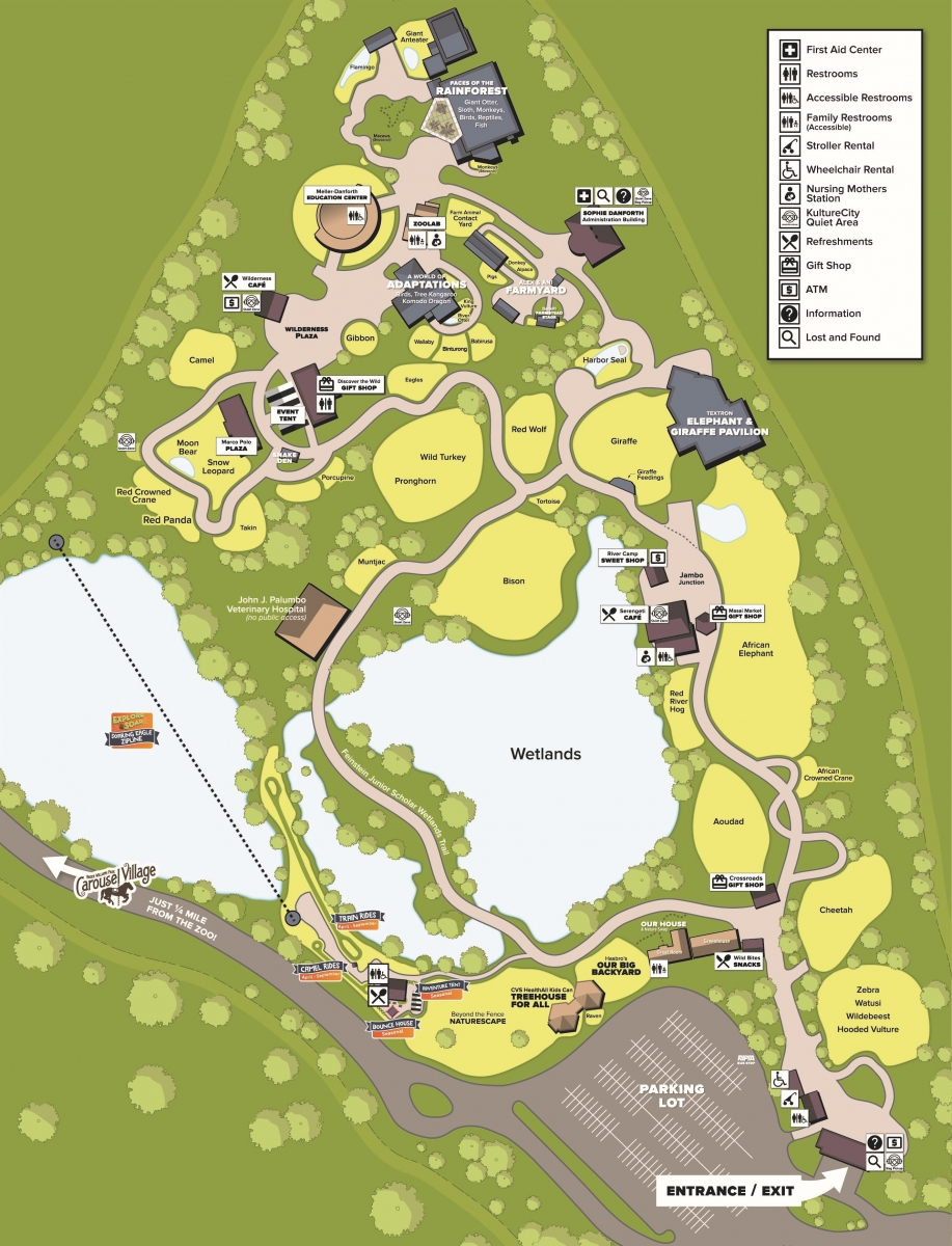 Zoo Map | Roger Williams Park Zoo Zoo Map on playground map, aquarium map, z nation map, zog map, community map, parks map, museum map, beach map, ocean map, illegal wildlife trade map, animal map, neighborhood map, bedroom map, world map, sense8 map, big cat map, singapore map, farm map, stadium map, the 100 map,